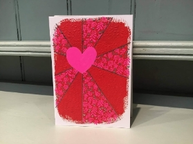 Heart   Valentines Card